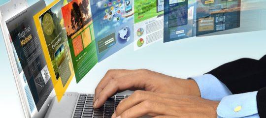 Création de site Internet en ligne